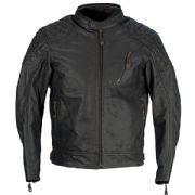 Richa Donington Leather Jacket Black
